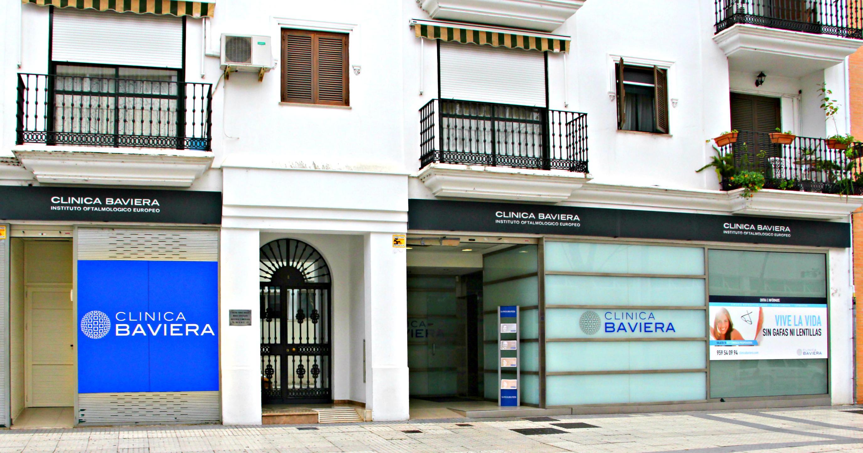 Fachada Clínica Baviera Huelva