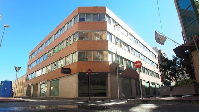 Fachada de Clínica Baviera Málaga, clínica oftalmológica