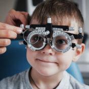 Los problemas visuales infantiles más comunes