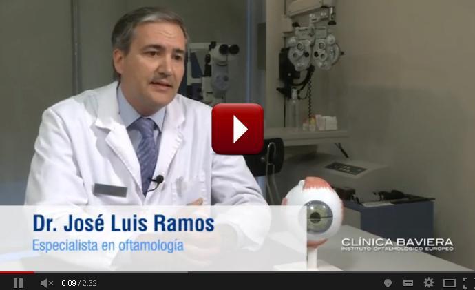 Dr. José Luis Ramos, oftalmólogo especializado en cirugía refractiva