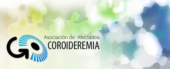 Logotipo Asociación de Afectados Coroideremia
