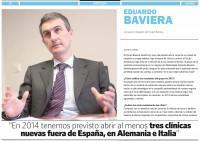 Entrevista a Eduardo Baviera. Información Alicante