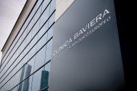 Logotipo en Clínica Baviera Madrid