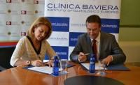 Firma convenio Valencia CEU