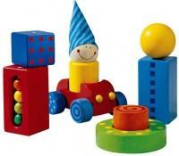 Juguetes de colores