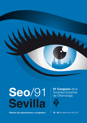 Cartel Congreso SEO Sevilla 91