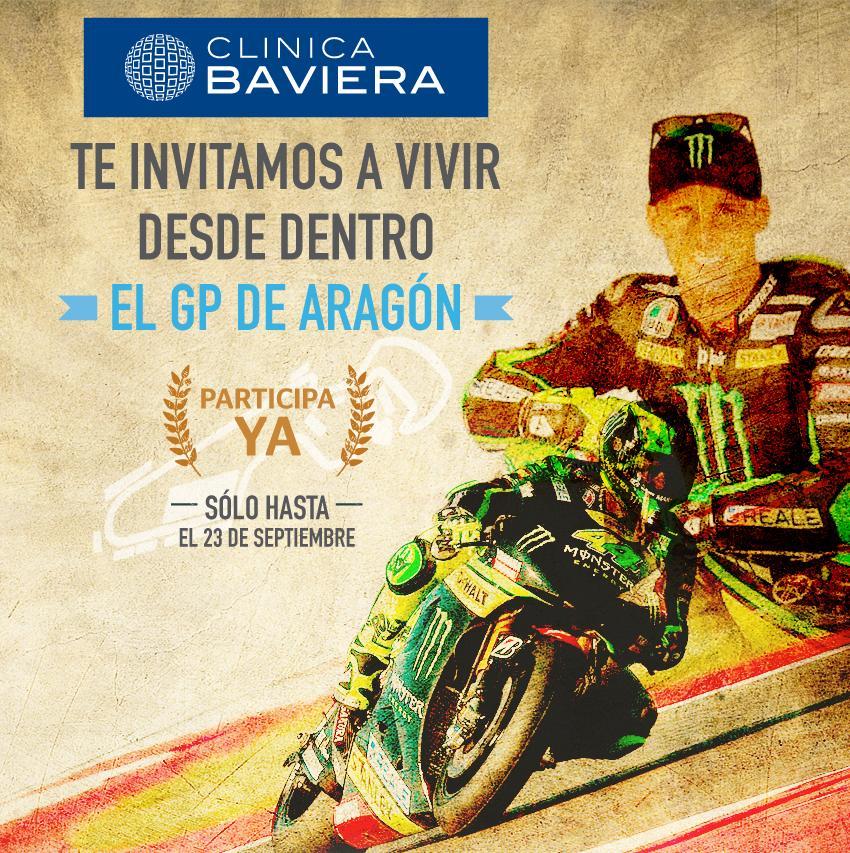 Sorteo GP de Aragón