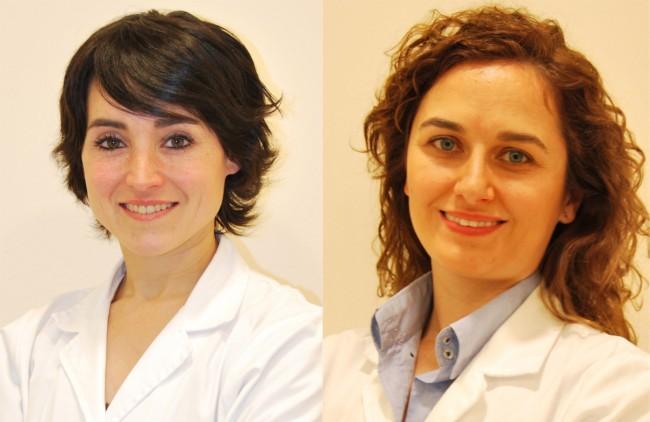 Dra. Sandra Saez de Arregui y Dra. Julia Méndez