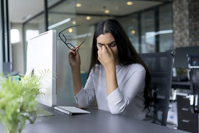 La pingueculitis es un trastorno de la conjuntiva del ojo que afecta sobre todo a personas de más de 40 años.