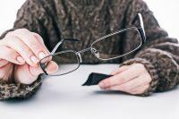 Limpieza de gafas
