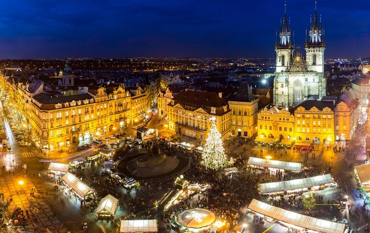 Mercadillo de Praga