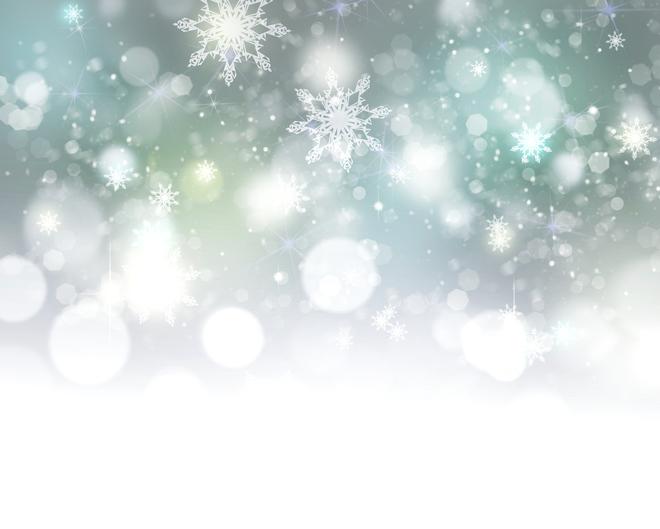 Reflejo de luz blanca