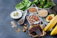 Alimentos con zinc y magnesio