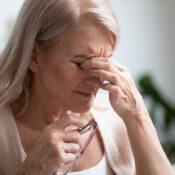 Dolor en el lagrimal: ¿por qué puede producirse?