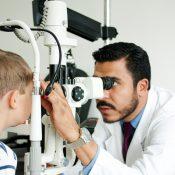 Nevus ocular: ¿es grave?