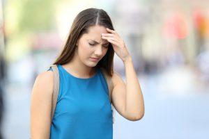 Dolor de cabeza con picazón sentirse enfermo