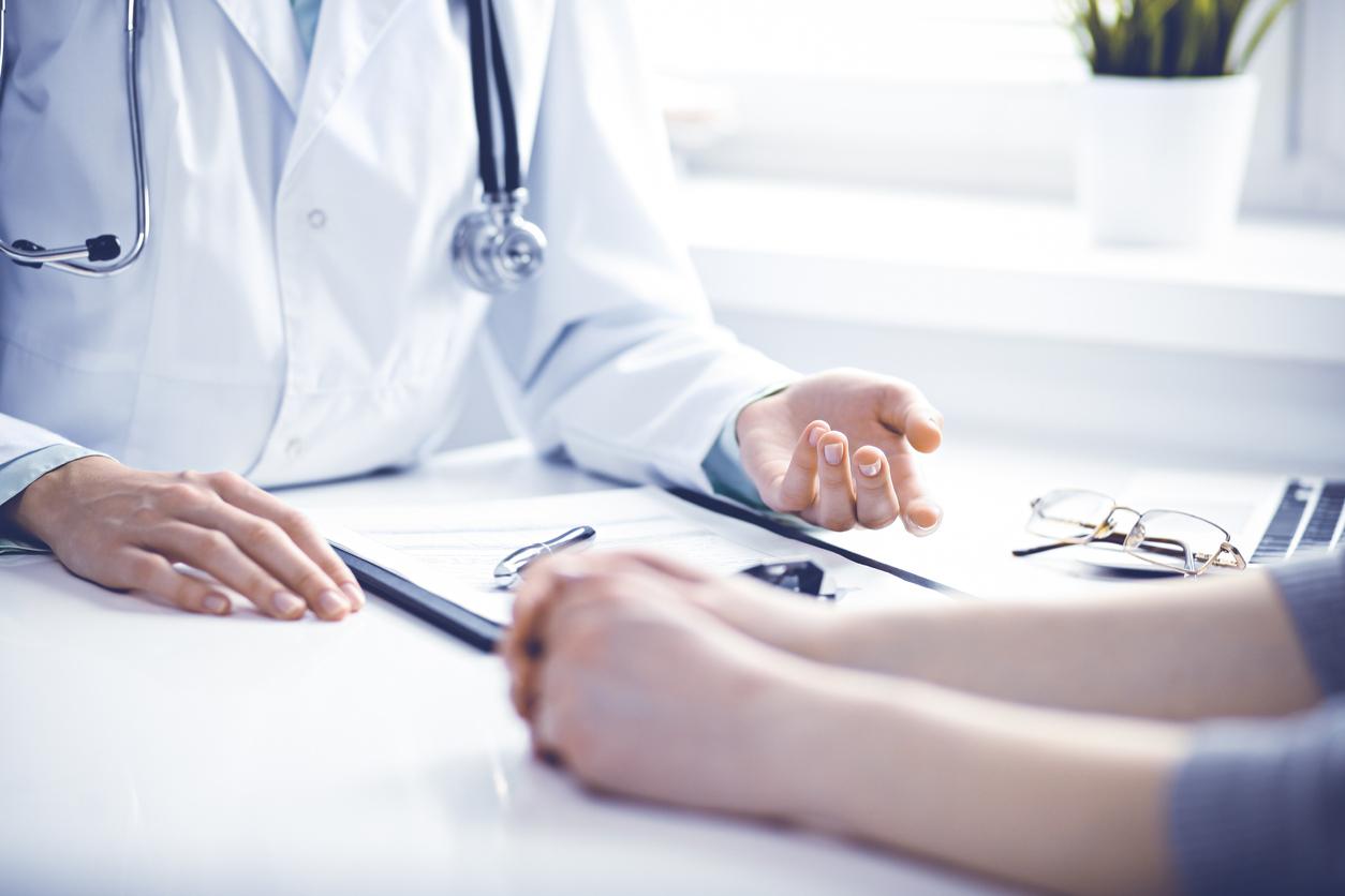 Consulta médico-paciente