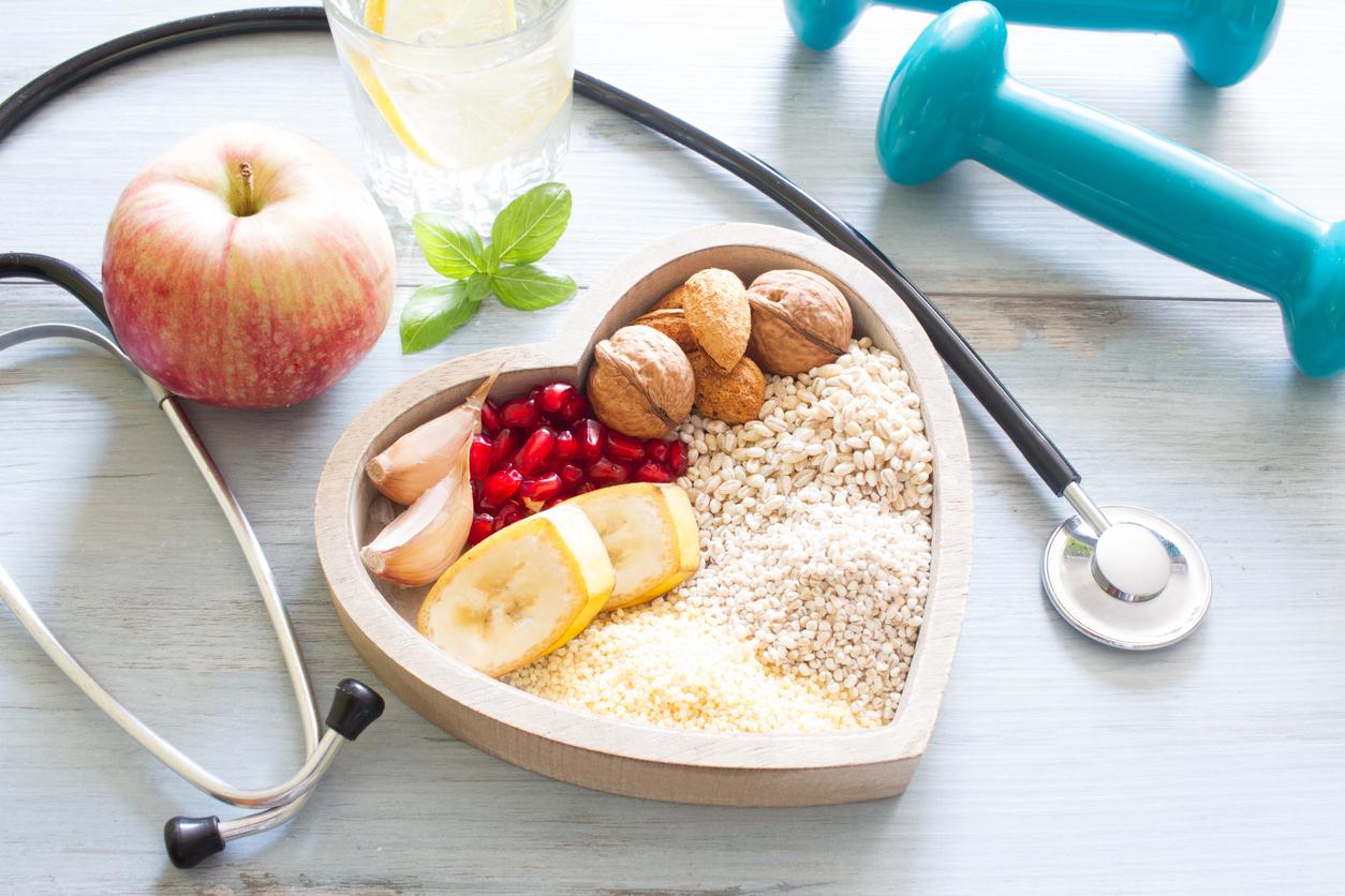 Alimentos buenos para la salud cardiovascular