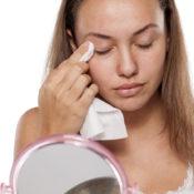 Borde palpebral: cómo limpiarlo correctamente
