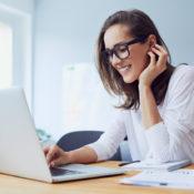 Gafas ocupacionales: una buena solución si trabajas mucho frente al ordenador