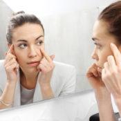 Eczema en párpados y ojeras: cómo actuar