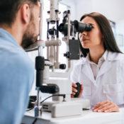Manchas en la visión: ¿por qué se producen?