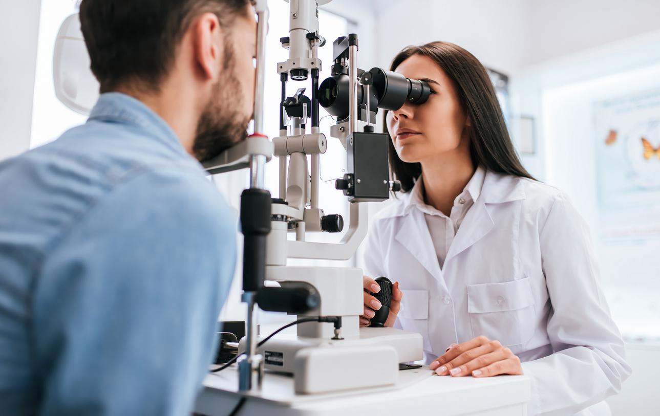 test de visión