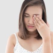 Sensación de tener algo en el ojo: ponle remedio