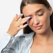 Sensación de tener algo en el ojo como basurita: ponle remedio