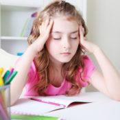 Migraña en niños: una señal de alarma de un posible déficit visual