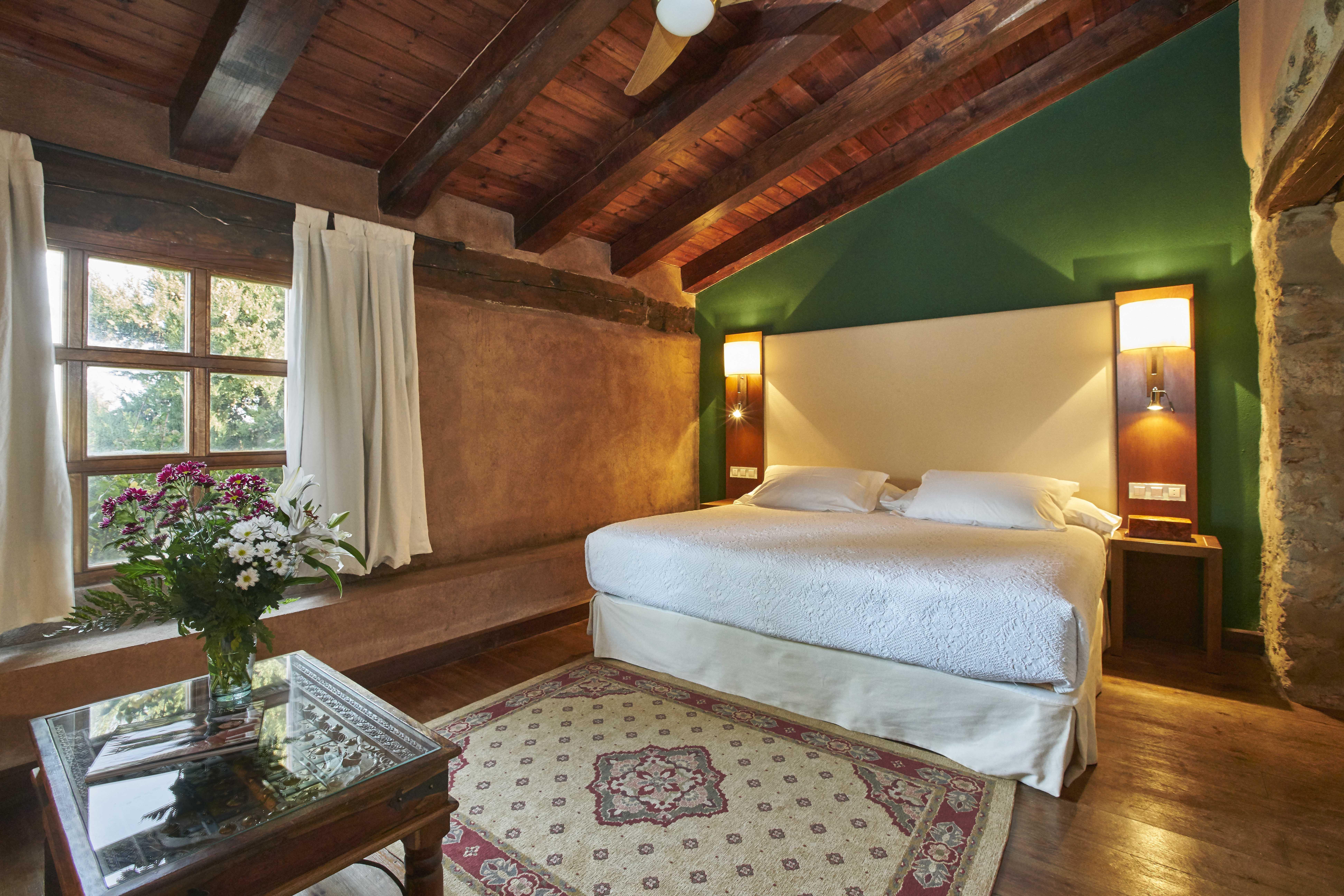 Interior habitación hotel