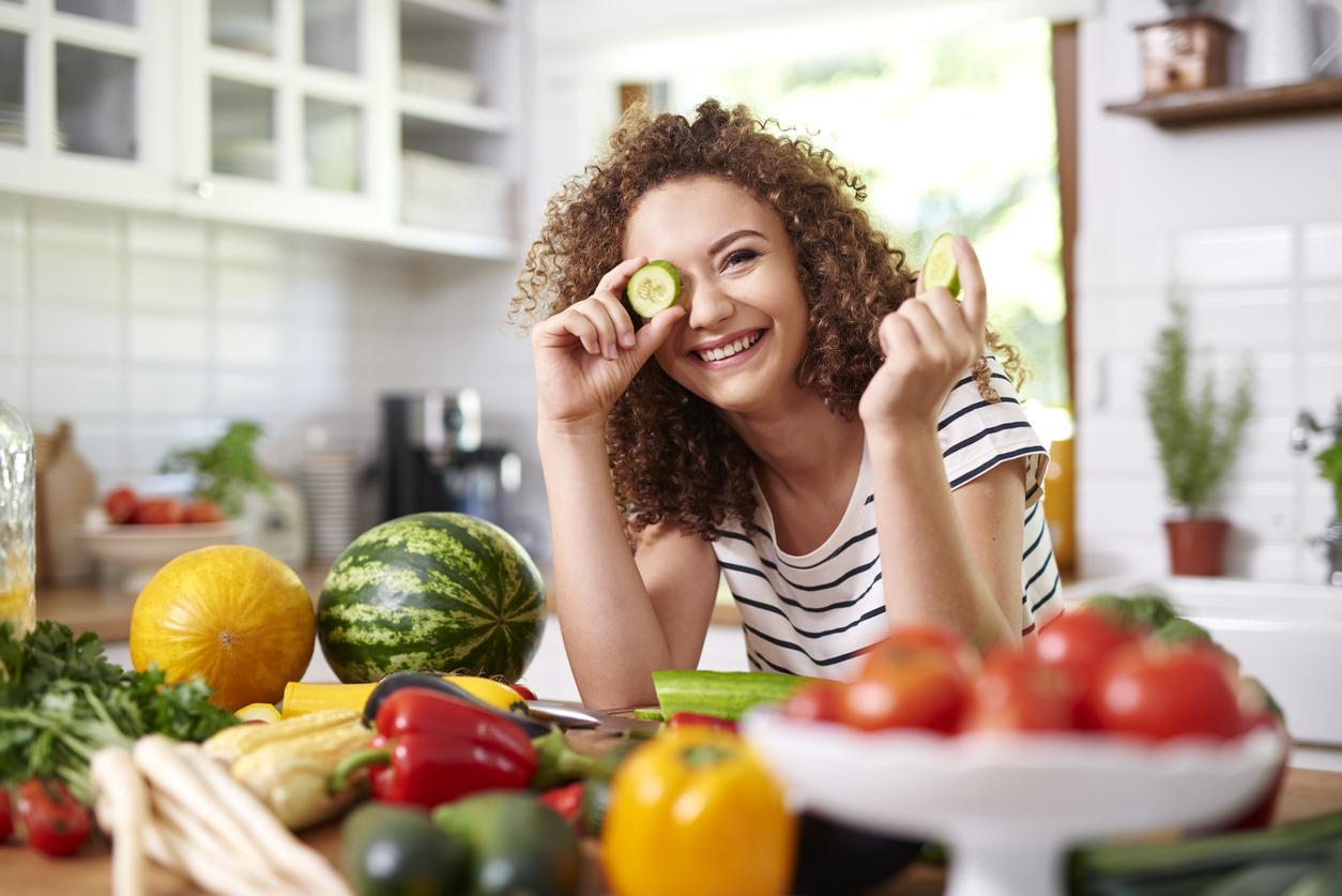 Alimentos que ayudan a cuidar la vista