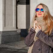 Cómo cuidar los ojos en invierno