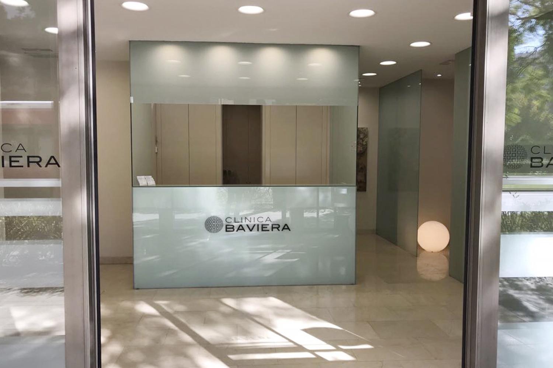 Recepción Clínica Baviera Sevilla