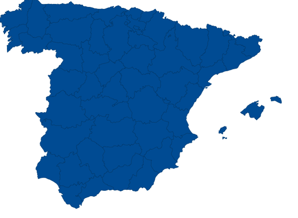 Mapa de clínicas